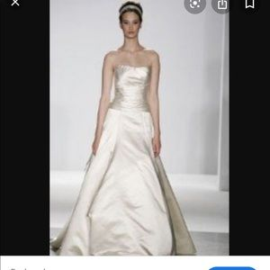 "NWT! Melissa Sweet ""Nicolette"" Wedding Gown"